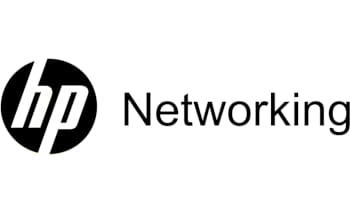 hp networking logo